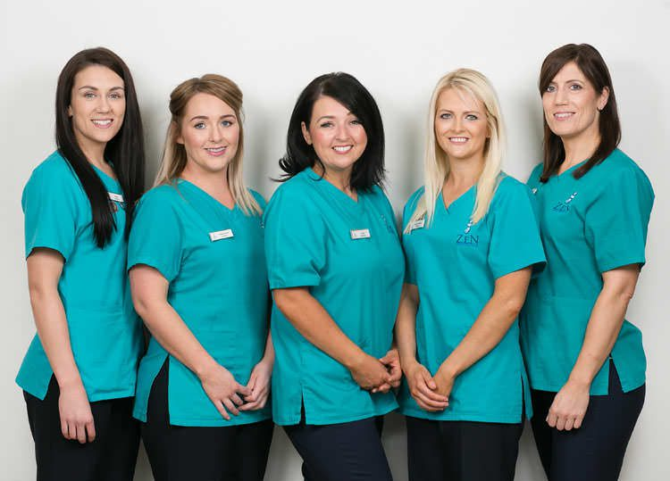 Zen Orthodontics team
