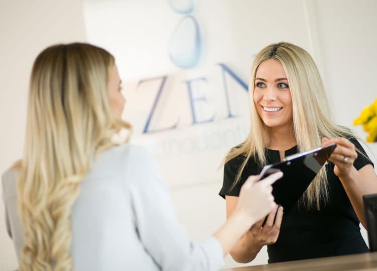 Zen Orthodontics staff