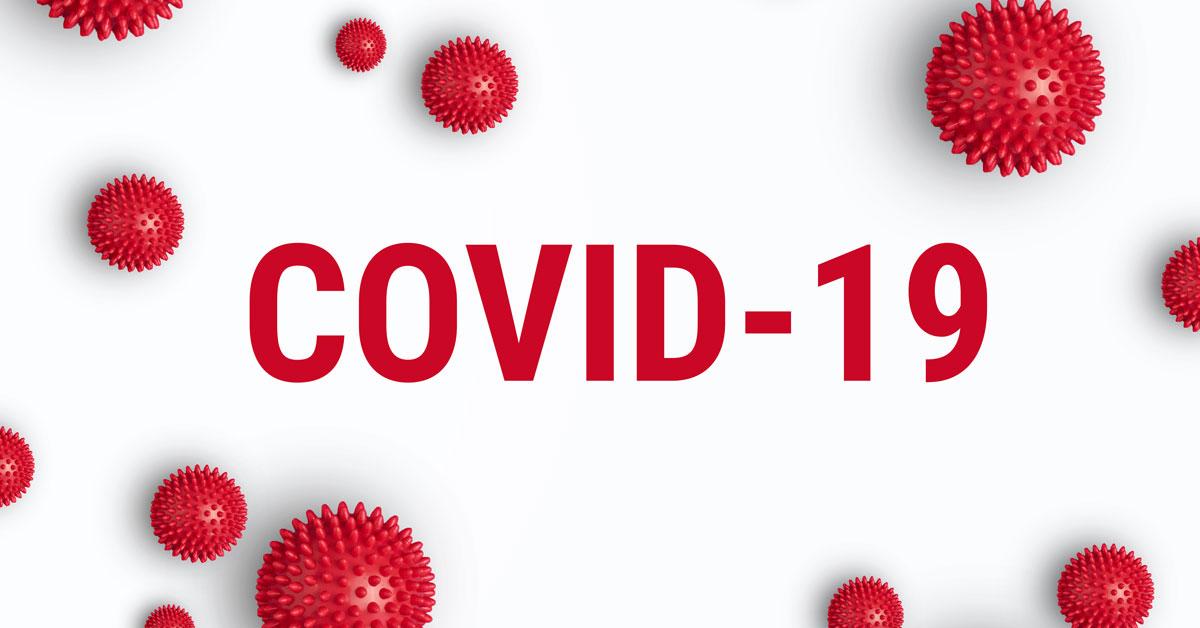 COVID-19 UPDATE (19/03/20)